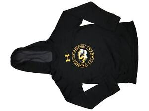 Missouri Tigers Under Armour Coldgear Loose YOUTH Black LS Hoodie Sweatshirt (M)