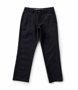 Under Armour Boys' Match Play Golf Pants Size: Small Black