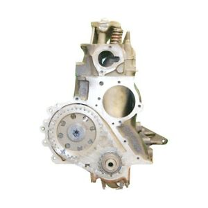 For Jeep Wrangler 1988-1990 Replace DA21 Remanufactured Long Block Engine