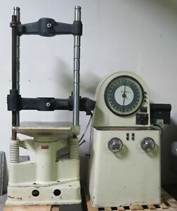 BALDWIN SOUTHWARK Universal Testing Machine Tensile Compression Works Fine