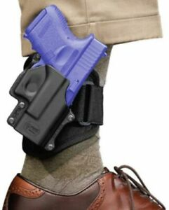 Fobus Ruger LCR SP101 RH Ankle Holster: RU101A