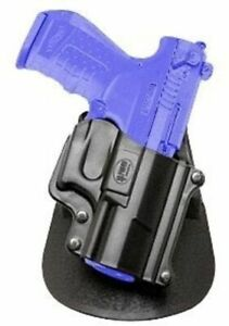 Fobus Standard Paddle Holster Right Hand - Walther Model P22 WP22
