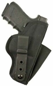 DeSantis Tuck-This II Holster - Ambidextrous Black M24BJU4Z0 - For Glock 26 27