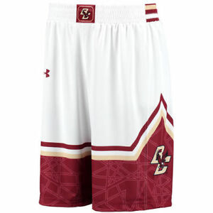 Under Armour Boston College Eagles Maroon Replica Basketball Performance Shorts