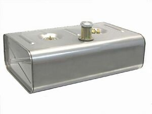 Stainless Universal Fuel Tank w3