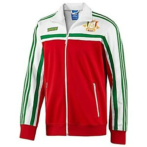 Adidas Originals MEXICO firebird Track Top sweat shirt Jacket superstar~Mens 3XL