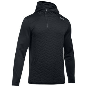 Under Armour Mens Reactor Insulated 14 Zip Hoodie Insulated Pullover
