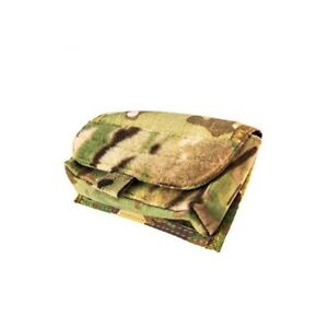 High Speed Gear 12SP00MC Multi-Cam MOLLE Shot Shell Pouch Holds 12 Shells
