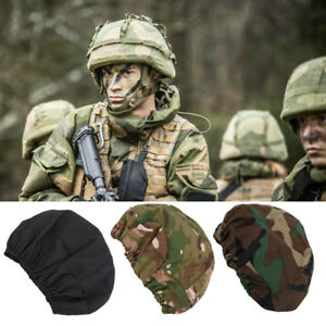 Tactical Helmet Cover Protection Outdoor Airsoft Paintball For M88 Helmet DY