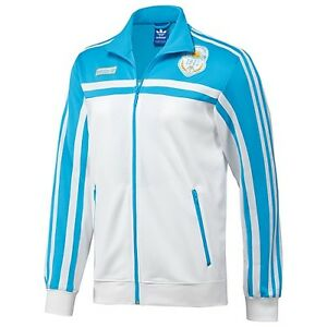 Adidas Original GUATEMALA firebird Track Top sweat shirt Jacket superstar~Sz 2XL