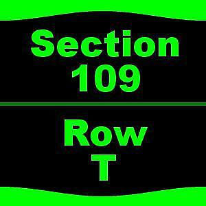 4 Tickets Maroon 5 & Julia Michaels 102 Capital One Arena