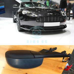 For AstonMartin 2004-16 2X Car Side Mirror Cover Trims Assembly Protector Mirror