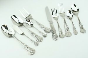 Wallace Queens 18 10 Stainless Flatware Your Choice $14.50
