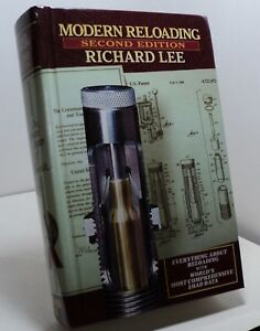 Modern Reloading - Second Edition by Richard Lee - 2003 - fb
