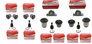 14pcs FRONT ARMS BUSHING KIT BALL JOINTS FOR JEEP GRAND CHEROKEE WK 05 10 GBP 149.90