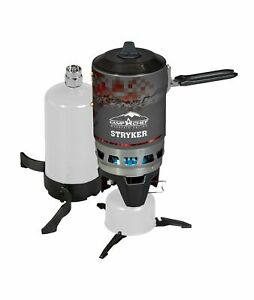 Camp Chef Mountain Series Stryker Backcountry Portable Stove Black MS200