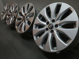 17 Inch Genuine Jaguar Xe X760 Aerodynamic Design Rims GX73-1007-UA