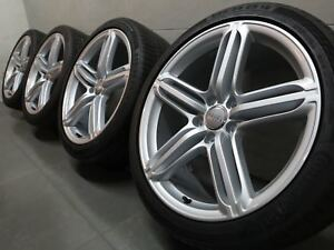 19 Inch Summer Wheels Original Audi A6 4F Segment Design S-LINE 4F060102