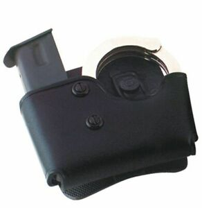 Galco Cop Magazine and Cuff Paddle Carriers MCP22B Pistol Magazine Pouch