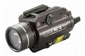 Streamlight TLR-2 HL G Rail Mounted Flashlight with Green Laser - 800 : 69265