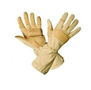 Hatch Operator SOG 700 with Kevlar & Nomex Tactical Gloves - TAN - size Large