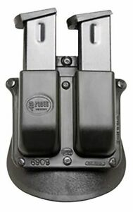 Fobus 6909NDBH Double Magazine Holders Pistol Magazine Pouch