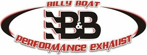 Billy Boat FCOR-0617 Catback Bullet Exhaust wSpeedWay Tips fit Chevy Corvette