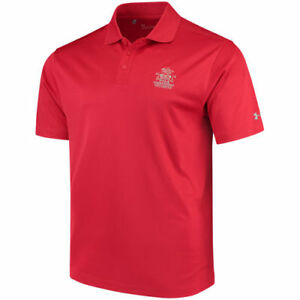 Under Armour Red 2018 PGA Championship Performance Polo