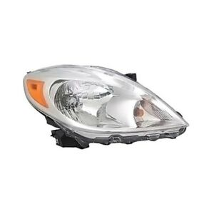 For Nissan Versa 12-14 Passenger Side Replacement Headlight Remanufactured
