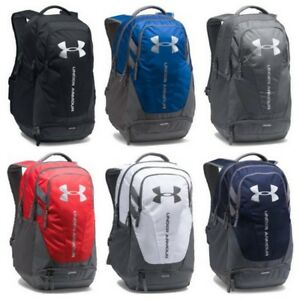 Under Armour 1294720 UA Hustle 3.0 Backpack Water Resistant Polyester Bag OSFA