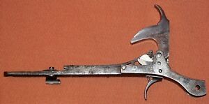 Winchester 1873 Single Set Trigger Assembly #1