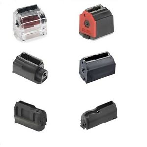 Ruger Factory Magazine For Various Rifles 1 3 4 5 6 9 10 Rounds RD MagClip