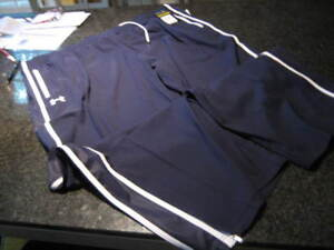 NWT - Mens UNDER ARMOUR Navy Blue Unlined Athletic Pants (4XL)