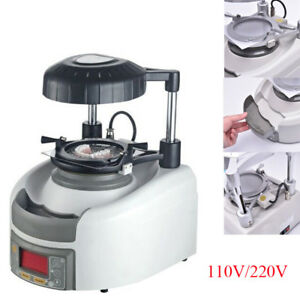 Hot Sale 8 Push-Button Dental Lab Vacuum Forming & Molding Former FDA CE PASS