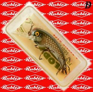 Vintage Rublex Softlure Flopy 3gr GV New in Box with description extremely rare