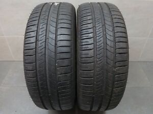 2x Normal Tyre Michelin Energy Saver 20555 R16 91v Approx. 60 Mm