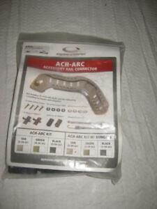 OPS-CORE ACH-ARC ACCESSORY RAIL CONNECTOR KIT WITH BUNGEES PN 25-99-401