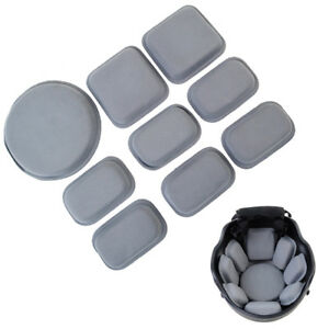 Universal Helmet Protection Pad Set for FMA MICH ACH Tactical Military Helmet