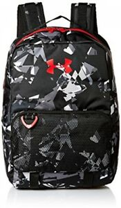 Under Armour Boys' Armour Select Backpack White (101)Red One Size