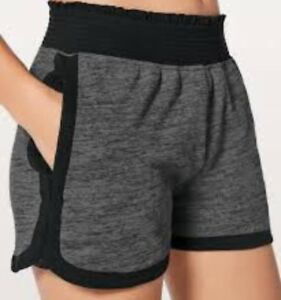 Lululemon Cool And Collected Shorts 12