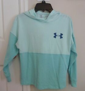 New with Tags Under Armour Girls Hoodie Size Small
