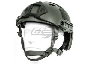 Lancer Tactical PJ Type Helmet (Foliage ) 14420