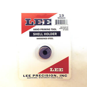 Lee Precision Reloading #19 Auto Prime Shell Holder 90023