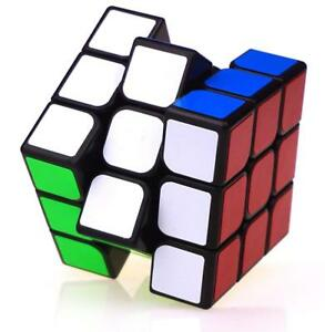 Speed Rubix Cube Smooth Magic Puzzle Rubic Stickerless 3x3 Rubik Gift Toy Play