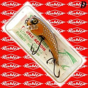 Vintage Rublex Softlure Flopy 3gr J-B New in Box with descriptionextremely rare