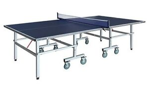 Regulation Size Outdoor Ping Pong Table Tennis Portable Aluminum Top