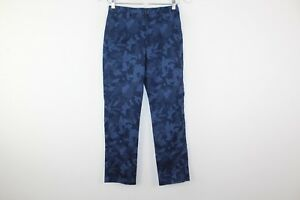 Womens Under Armour Blue Gym Trousers size 12 Stock No.O85