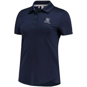 Under Armour TPC Twin Cities Women's Navy Leader Performance Polo