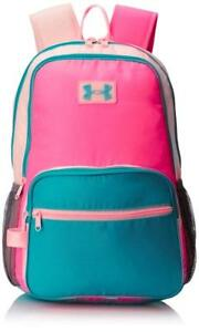 Under Armour Girl's Great Escape Backpack Pink Punk Pacific One Size