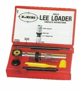 Lee 90254 Lee Loader Pistol Kit 9mm Luger Reloading Press and Press Accessories